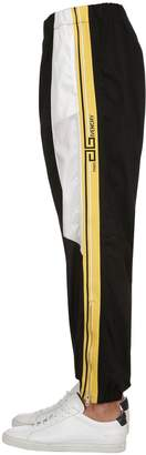 Givenchy Combat Pants W/ Side Logo Bands