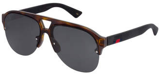 Gucci Men's Gg0170s 59Mm Sunglasses