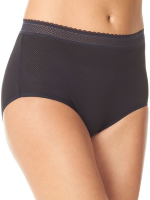 Warner's Warners Breathe Freely Brief Panty RS4901P