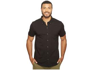 Mod-o-doc Humboldt Short Sleeve Button Front Shirt