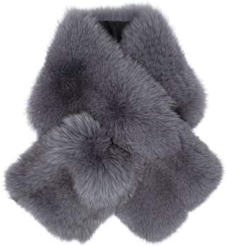 Arabella Lilly E Violetta Fox Fur Scarf