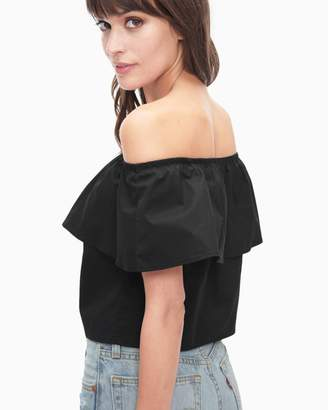 66e07ca98c2619 Splendid Off The Shoulder Top - ShopStyle