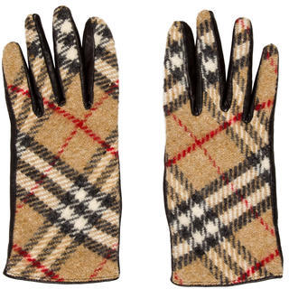 Burberry  Burberry Nova Check Gloves