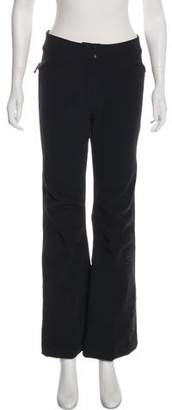 Aether Mid-Rise Wide-Leg Pants