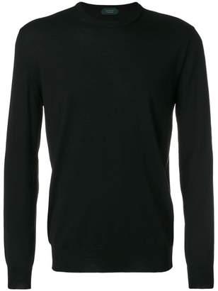 Zanone crew neck sweater