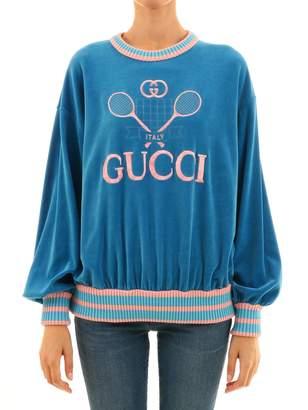Gucci Tennis Logo Sweater