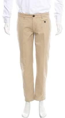 Michael Bastian Flat Front Chino Pants