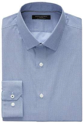 Banana Republic Camden Standard-Fit Non-Iron Print Shirt
