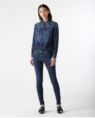 AG Jeans The Legging - 2 Years Aromatique Blue