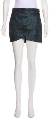 Mason Knit Mini Skirt