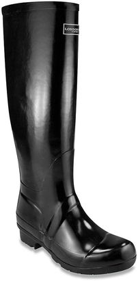 London Fog Thames Women's Waterproof Rain Boots $79 thestylecure.com