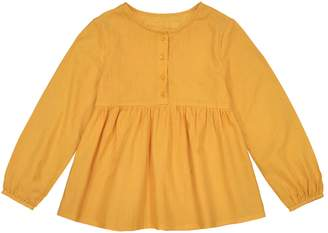 La Redoute Collections Long-Sleeved Blouse, 3-12 Years