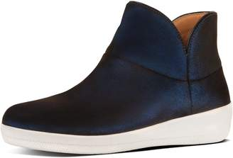 FitFlop Valorie Shimmer Ankle Boots