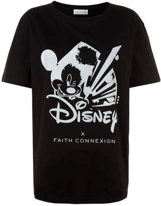 Faith Connexion X Disney Mickey Mouse T-Shirt