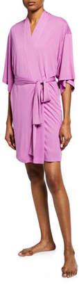 Natori Shangri-La Jersey-Knit Robe