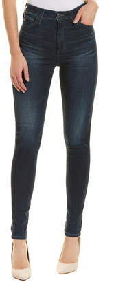 AG Jeans The Mila 3 Years Rendezvous Super High-Rise Skinny Leg