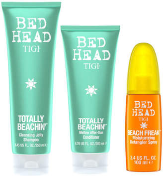 Bed Head Summer Care Shampoo, Conditioner and Detangler Set