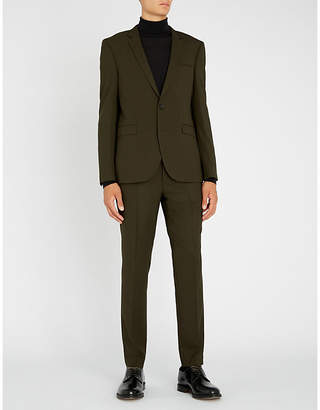 HUGO Extra slim-fit wool suit