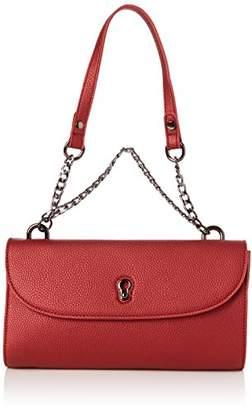 Esprit 117ea1o050, Women's Clutch, Rot (Coral Red), 6x14x27 cm (B x H T)