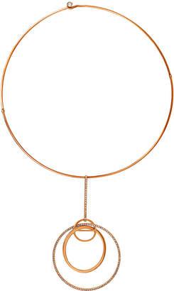 Swarovski Flash 18K Rose Gold Plated Necklace