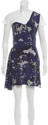 Timo Weiland Floral Mini Dress multicolor Floral Mini Dress