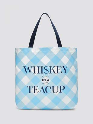 Draper James Whiskey In A Teacup Tote