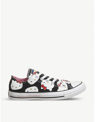 Converse Hello Kitty All Star low trainers