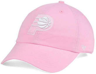 '47 Women's Indiana Pacers Petal Pink Clean Up Cap