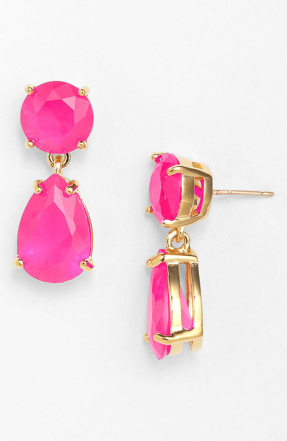 Kate Spade Boxed Teardrop Earrings