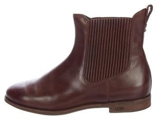 UGG Australia Joey Chelsea Ankle Boots $130 thestylecure.com