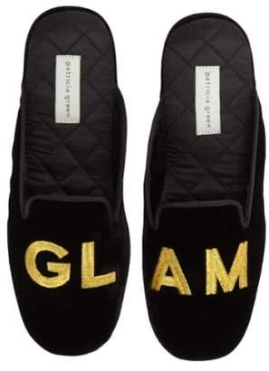 Women's Patricia Green 'Glam' Scuff Slipper