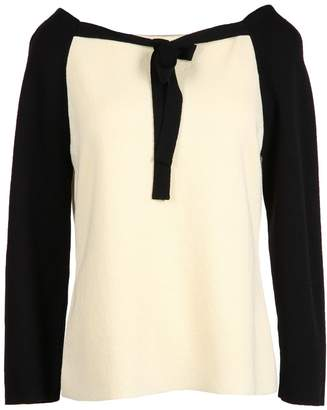 Moschino Cheap & Chic MOSCHINO CHEAP AND CHIC Long sleeve sweaters