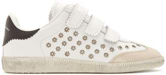 Isabel Marant Beth eyelet-embellishment low-top leather trainers