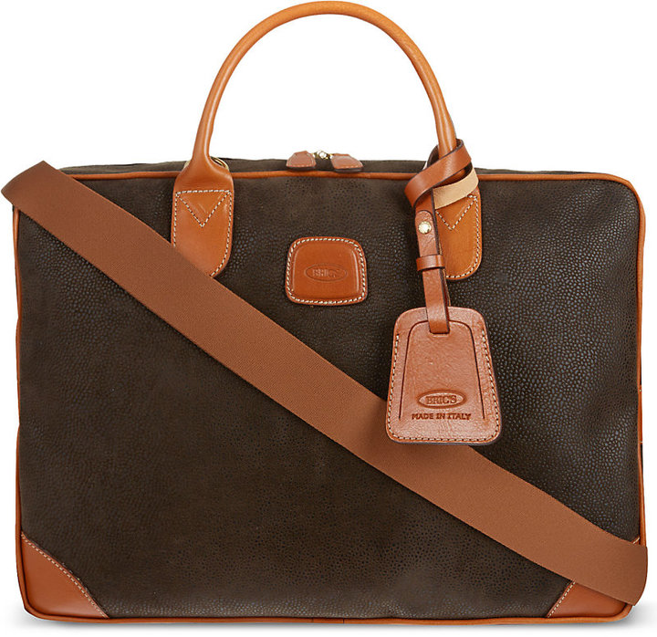Bric's Brics Life Large Two-Handle Briefcase