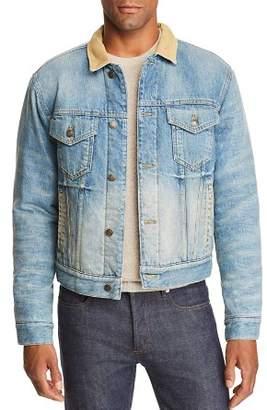 Tommy Hilfiger x LEWIS HAMILTON BONDE Distressed Denim Jacket