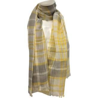 Salvatore Ferragamo Linen scarf & pocket square