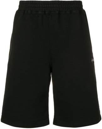 Stussy embroidered logo shorts