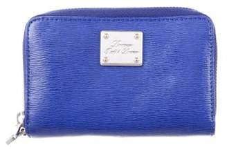 Lauren Ralph Lauren Leather Logo Wallet