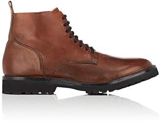 Buttero Men's Oiled Leather Boots