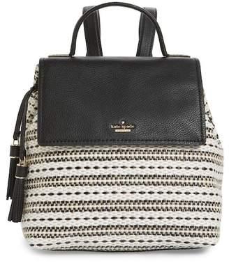Kate Spade Kingston Drive - Simona Fabric & Leather Backpack