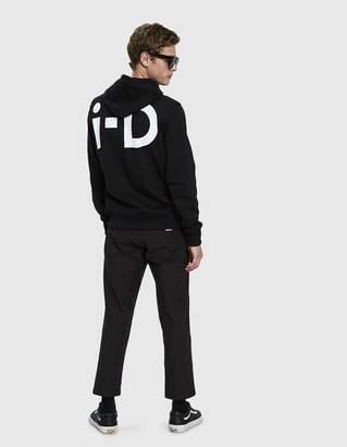 I D Logo Hoodie