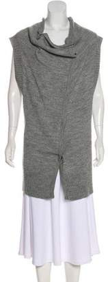 Robert Rodriguez Short Sleeve Knit Cardigan