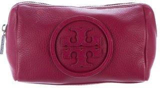 Tory BurchTory Burch Grained Leather Cosmetic Bag