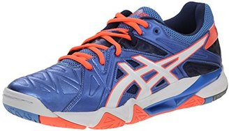 ASICS Women's Gel Cyber Sensei Volleyball Shoe $130 thestylecure.com