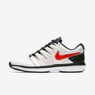 Nike Prestige Leather Hard Court Men's Tennis Shoe