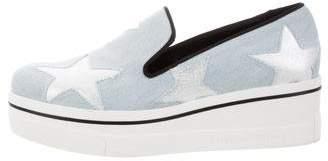 Stella McCartney Binx Slip-On Sneakers