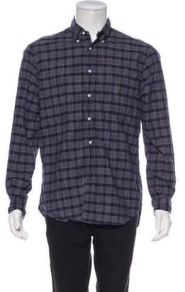 Gitman Brothers Woven Button-Up Shirt