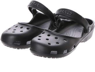 Crocs (クロックス) - クロックス crocs レディース クロッグサンダル Crocs Karin Clog W 202494-001