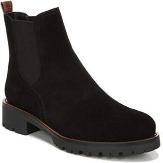 Sam Edelman Jaclyn Suede Gored Boots, Black