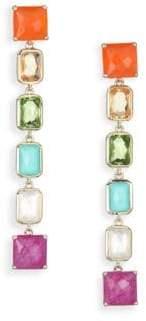 Ippolita Rock Candy 6-Stone Linear Drop Earrings